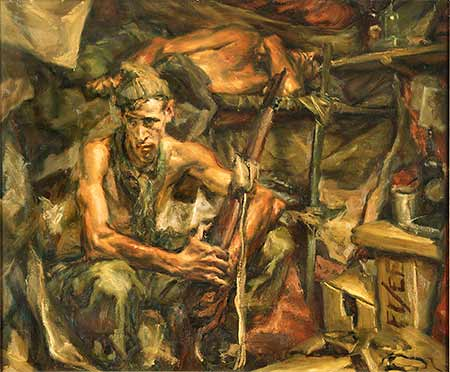 ART40306-dugout-painting-450